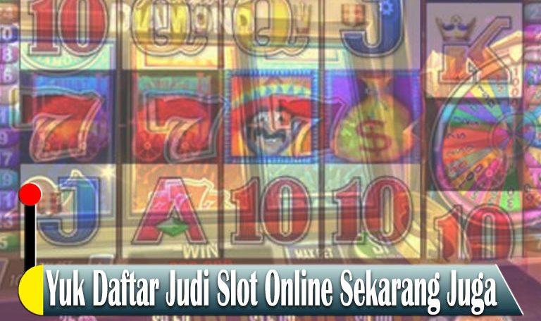 Slot - Yuk Daftar Judi Slot Online Sekarang Juga - Agen Game Slot Online